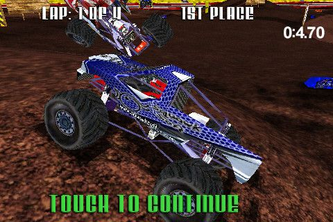 Kostenloser Download von HTR High Tech Racing Evolution für iPhone, iPad und iPod.