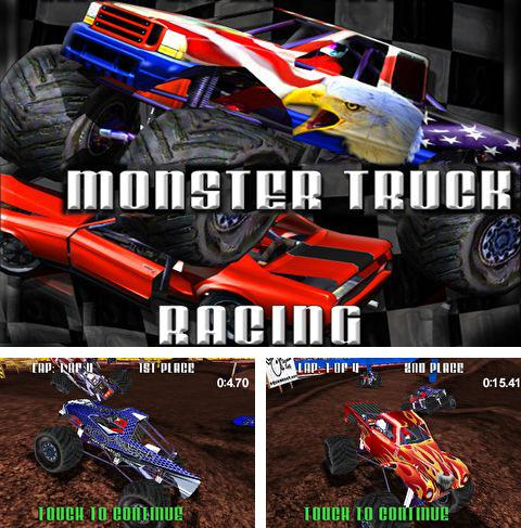 In addition to the game Speed race for iPhone, iPad or iPod, you can also download Monster Truck Racing for free.
