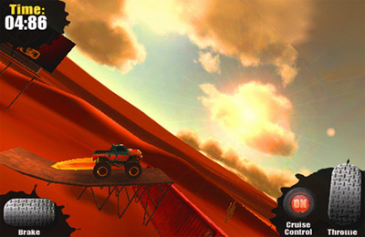Descarga gratuita de Monster Trucks Nitro para iPhone, iPad y iPod.