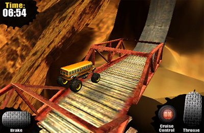 Capturas de pantalla del juego Monster Trucks Nitro para iPhone, iPad o iPod.