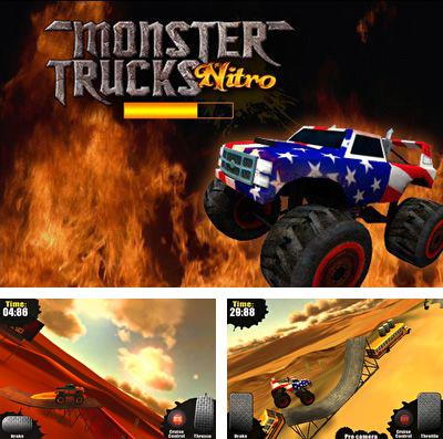 In addition to the game Dragon island blue for iPhone, iPad or iPod, you can also download Monster Trucks Nitro for free.