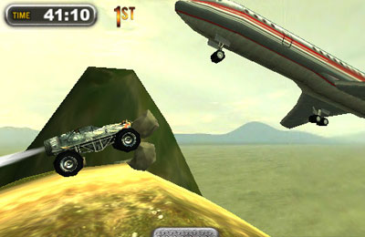 Descarga gratuita de Monster Trucks Nitro 2 para iPhone, iPad y iPod.