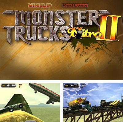 In addition to the game Shifter for iPhone, iPad or iPod, you can also download Monster Trucks Nitro 2 for free.