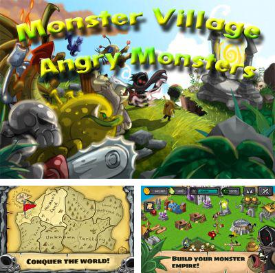 In addition to the game Shadow fight 3 for iPhone, iPad or iPod, you can also download Monster Village – Angry Monsters for free.