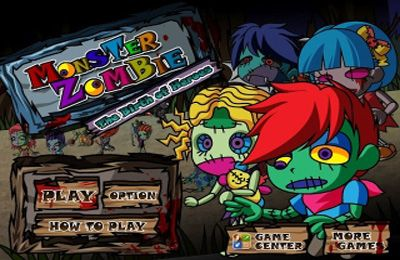 Monster Zombie: The Birth of Heroes