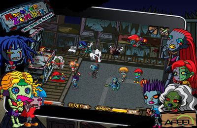 Kostenloser Download von Monster Zombie: The Birth of Heroes für iPhone, iPad und iPod.