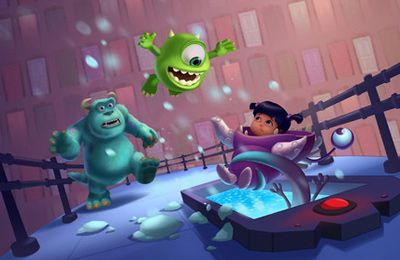 Descarga gratuita de Monsters, Inc. Run para iPhone, iPad y iPod.