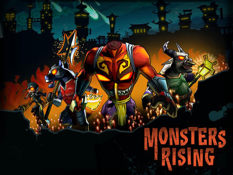 Monsters Rising