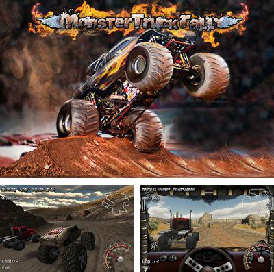 In addition to the game MonsterTruck Rally for iPad Pro 9.7, you can download MonsterTruck Rally for iPhone, iPad, iPod for free.