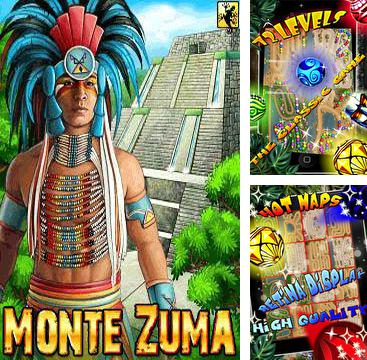 Download Montezuma iPhone free game.