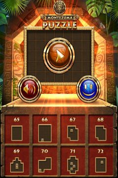Download Montezuma Puzzle iPhone free game.