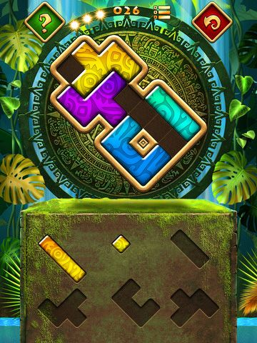 Free Montezuma puzzle 4: Premium download for iPhone, iPad and iPod.