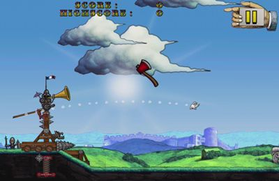 Descarga gratuita de Monty Python's Cow Tossing para iPhone, iPad y iPod.