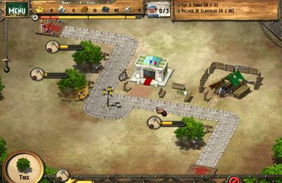 Screenshots of the Monument Builders: Eiffel Tower game for iPhone, iPad or iPod.