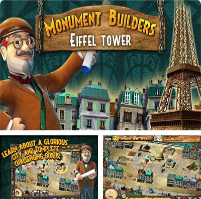 Скачать Monument Builders: Eiffel Tower на iPhone бесплатно