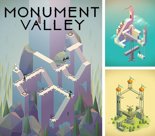 In addition to the game Bouncy Seed! for iPhone, iPad or iPod, you can also download Monument valley for free.