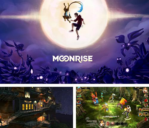 In addition to the game Kung Fu Master: Pig for iPhone, iPad or iPod, you can also download Moonrise for free.