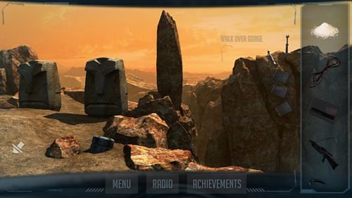 Kostenloser Download von Morningstar: Descent to deadrock für iPhone, iPad und iPod.