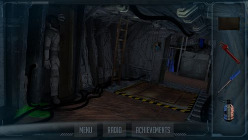 Screenshots vom Spiel Morningstar: Descent to deadrock für iPhone, iPad oder iPod.