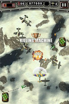 Capturas de pantalla del juego Mortal Skies - Modern War Air Combat Shooter para iPhone, iPad o iPod.
