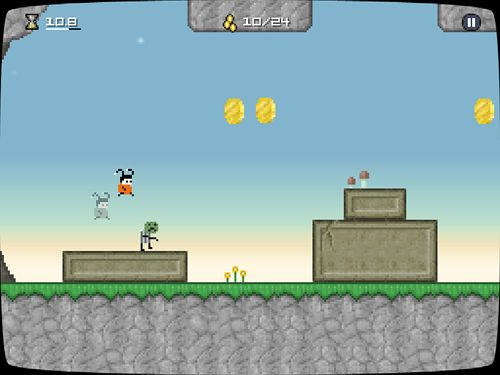 Screenshots of the Mos: Speedrun game for iPhone, iPad or iPod.
