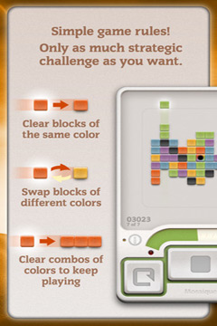 Download Mosaique iPhone free game.