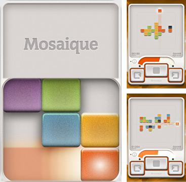 In addition to the game Carnivores: Dinosaur Hunter for iPhone, iPad or iPod, you can also download Mosaique for free.