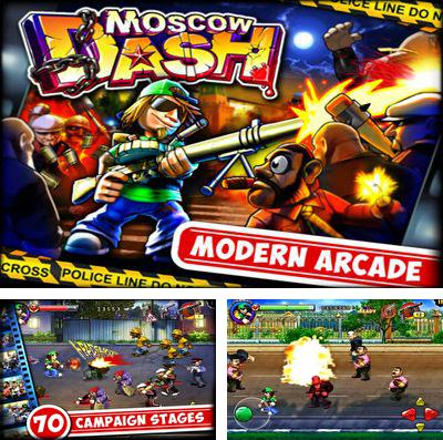 In addition to the game Deadly Mira: Ninja Fighting Game for iPhone, iPad or iPod, you can also download Moscow Dash for free.