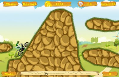Download Moto Race Pro iPhone free game.