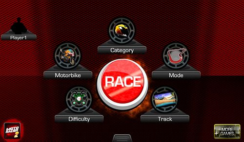 Download Moto racer: 15th Anniversary iPhone free game.