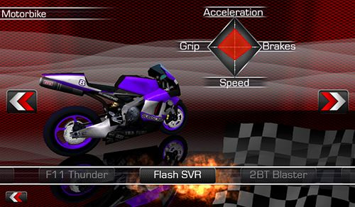 Free Moto racer: 15th Anniversary download for iPhone, iPad and iPod.