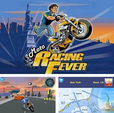 In addition to the game Up down dash for iPhone, iPad or iPod, you can also download Moto Racing Fever for free.