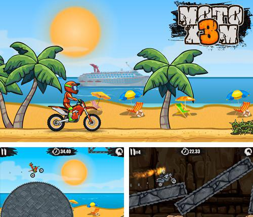 In addition to the game Model Auto Racing for iPhone, iPad or iPod, you can also download Moto x3m for free.