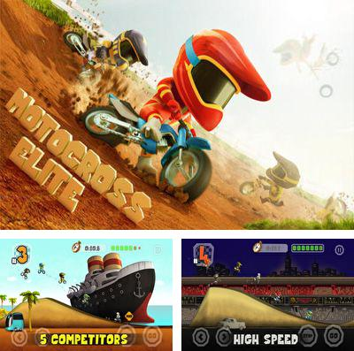 In addition to the game Albert for iPhone, iPad or iPod, you can also download Motocross Elite for free.