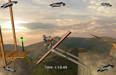 Free Motor Stunt Xtreme download for iPhone, iPad and iPod.