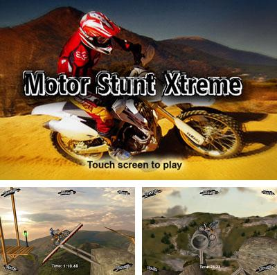 In addition to the game Transformers 3: Defend the earth for iPhone, iPad or iPod, you can also download Motor Stunt Xtreme for free.