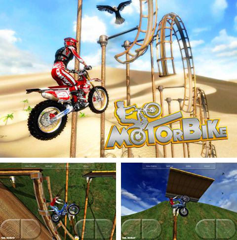 In addition to the game Dragon ball: Legends for iPhone, iPad or iPod, you can also download Motorbike for free.
