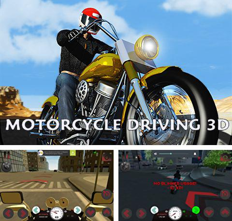 Скачать Motorcycle driving 3D на iPhone бесплатно