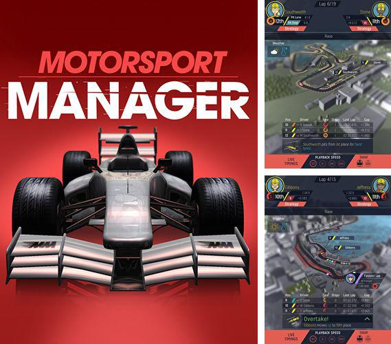 In addition to the game Star Warfare: Black Dawn for iPhone, iPad or iPod, you can also download Motorsport: Manager for free.