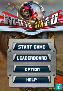 Игра MotoSikeO-X : Bike Racing - Fast Motorcycle Racing 001 для iPhone