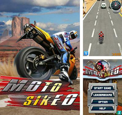 Download MotoSikeO-X : Bike Racing - Fast Motorcycle Racing 001 iPhone free game.