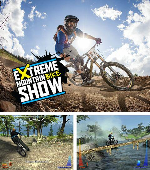 Скачать Mountain bike extreme show на iPhone бесплатно