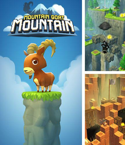 除了 iPhone、iPad 或 iPod 游戏,您还可以免费下载Mountain goat: Mountain, 。