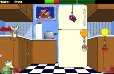 Screenshots of the Mouse Bros game for iPhone, iPad or iPod.