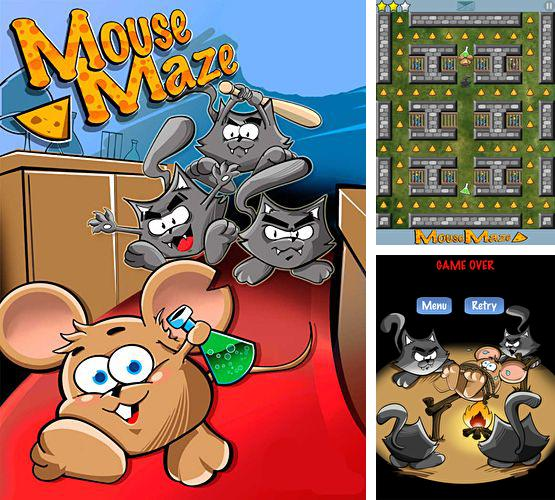 Download Mouse maze iPhone free game.