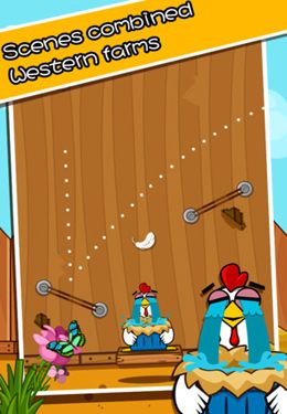Capturas de pantalla del juego Move The Eggs (Pro) para iPhone, iPad o iPod.