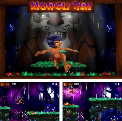 In addition to the game Vive le roi for iPhone, iPad or iPod, you can also download Mowgly Run for free.