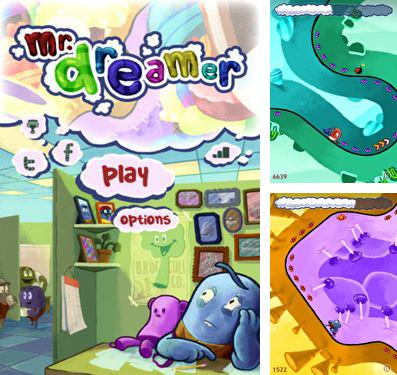 In addition to the game Baby Nom Nom for iPhone, iPad or iPod, you can also download Mr. Dreamer for free.