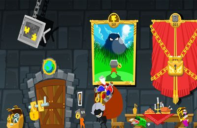 Screenshots of the Mr. Runner 2: The Masks game for iPhone, iPad or iPod.
