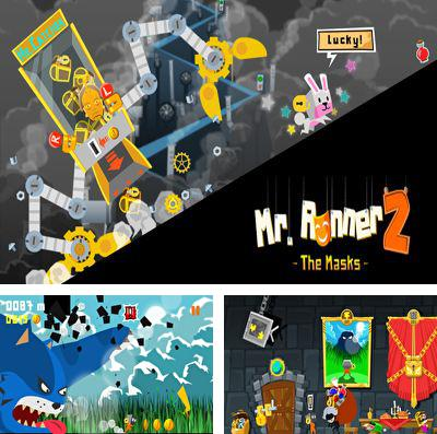 In addition to the game Pursuit of light for iPhone, iPad or iPod, you can also download Mr. Runner 2: The Masks for free.